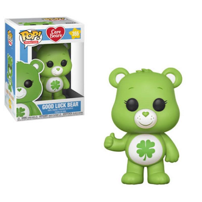 Счастливчик (Good Luck Bear) из мультика Заботливые мишки