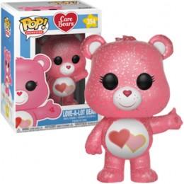 Влюбленный блестящий (Love-A-Lot Bear glitter (Эксклюзив)) из мультика Заботливые мишки