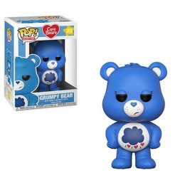 Ворчун (Grumpy Bear) из мультика Заботливые мишки