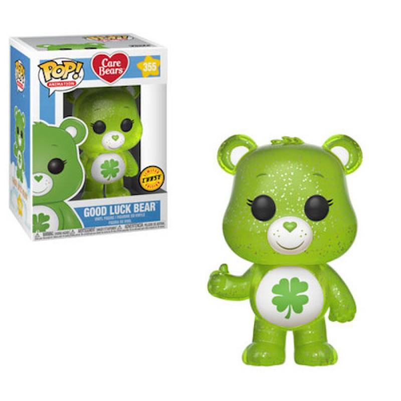 Счастливчик блестящий (Good Luck Bear glitter (Chase)) из мультика Заботливые мишки