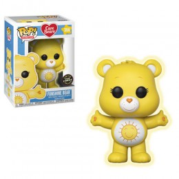 Озорник светящийся (Funshine Bear GitD (Chase)) из мультика Заботливые мишки