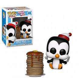 Чилли Вилли с блинчиками (Chilly Willy with Pancakes) из мультсериала Чилли Вилли