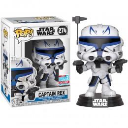 Капитан Рекс (Captain Rex NYCC 2018 (Эксклюзив)) из мультика Звёздные войны: Войны клонов