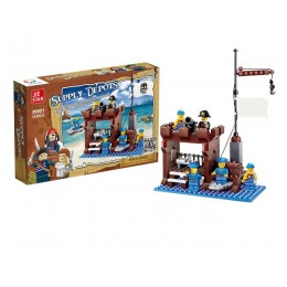 30001 JIE STAR Пиратская крепость