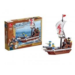 30002 JIE STAR Пиратский корабль