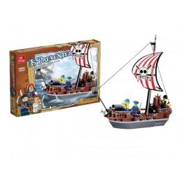 30003 JIE STAR Пиратский корабль