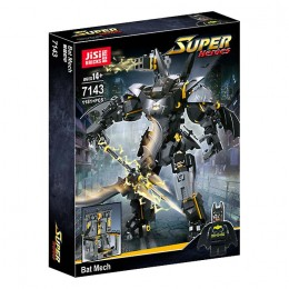 7143 JiSi Bricks Bat Mech