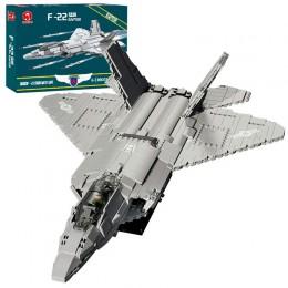 88003 JUHANG Истребитель F-22 Raptor