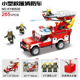KY80530 Kazi Малая пожарная машина