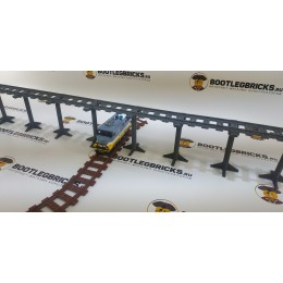 98215-M8 Железнодорожные высокие опоры - (16 элементов)