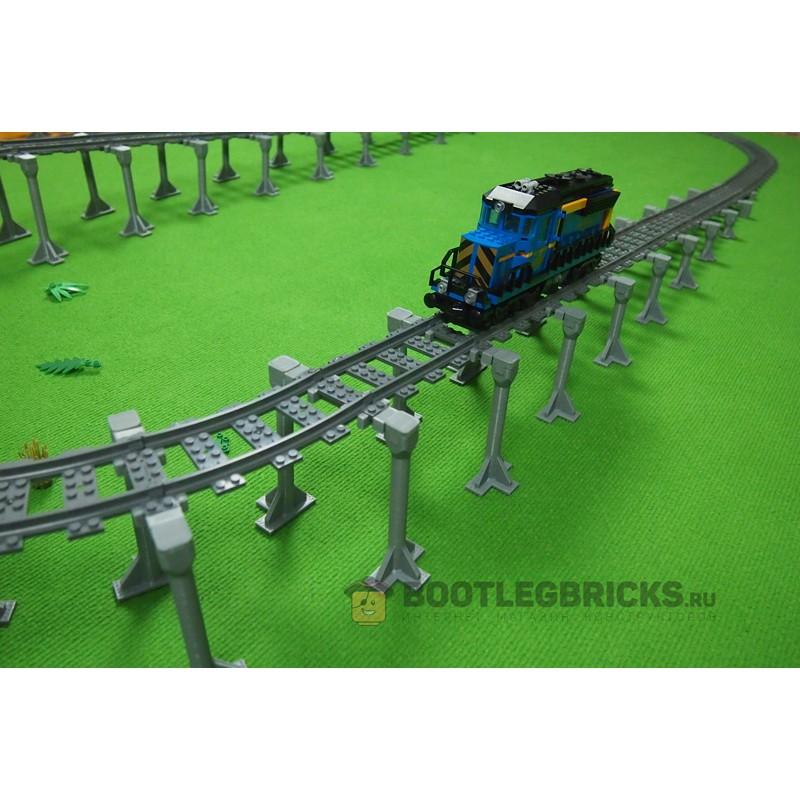 98215-PS-DUO Железнодорожные наклонные опоры - (28 элементов)