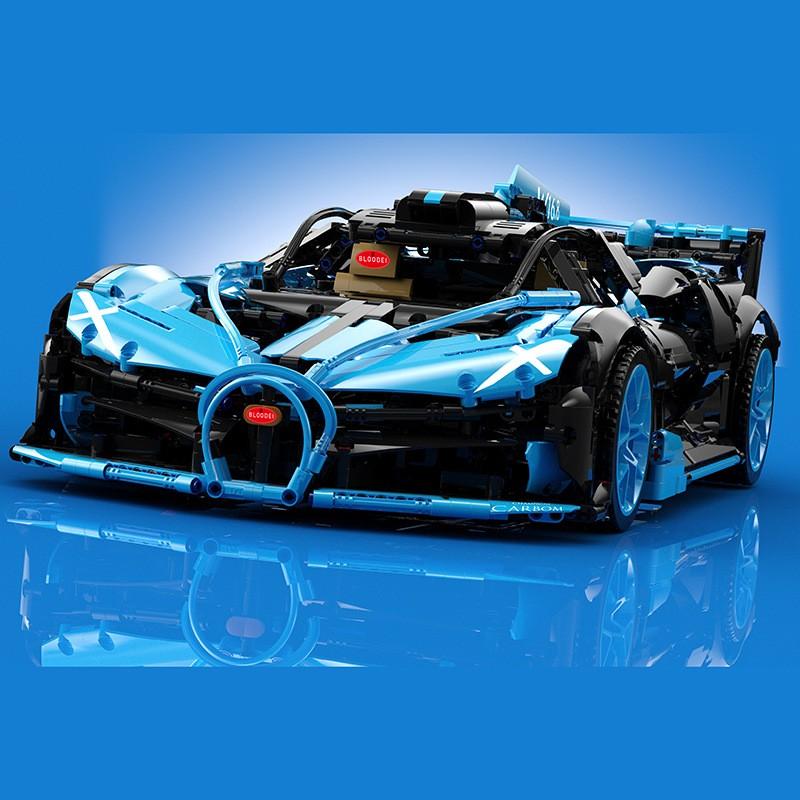 10211B Kbox Bugatti Bolide