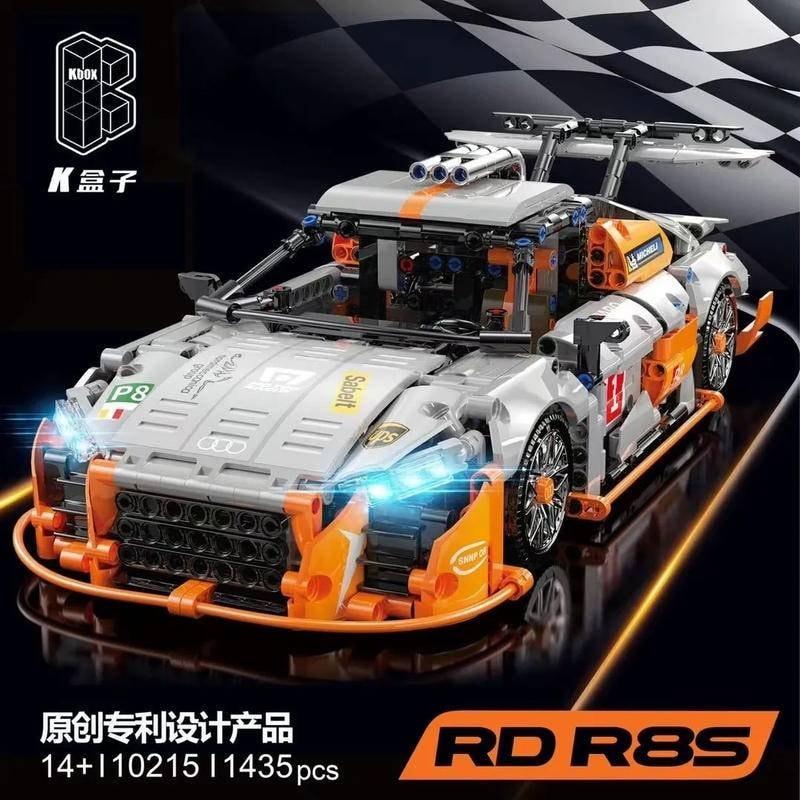10215 Kbox Audi R8