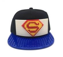 "Кепка-конструктор ""Супермэн"" - cl052"
