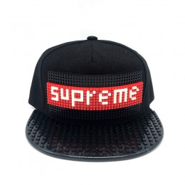 """Кепка-конструктор """"Supreme"""" - cl006"""
