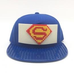 "Кепка-конструктор ""Супермэн"""