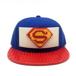"Кепка-конструктор ""Супермэн"" - cl048"
