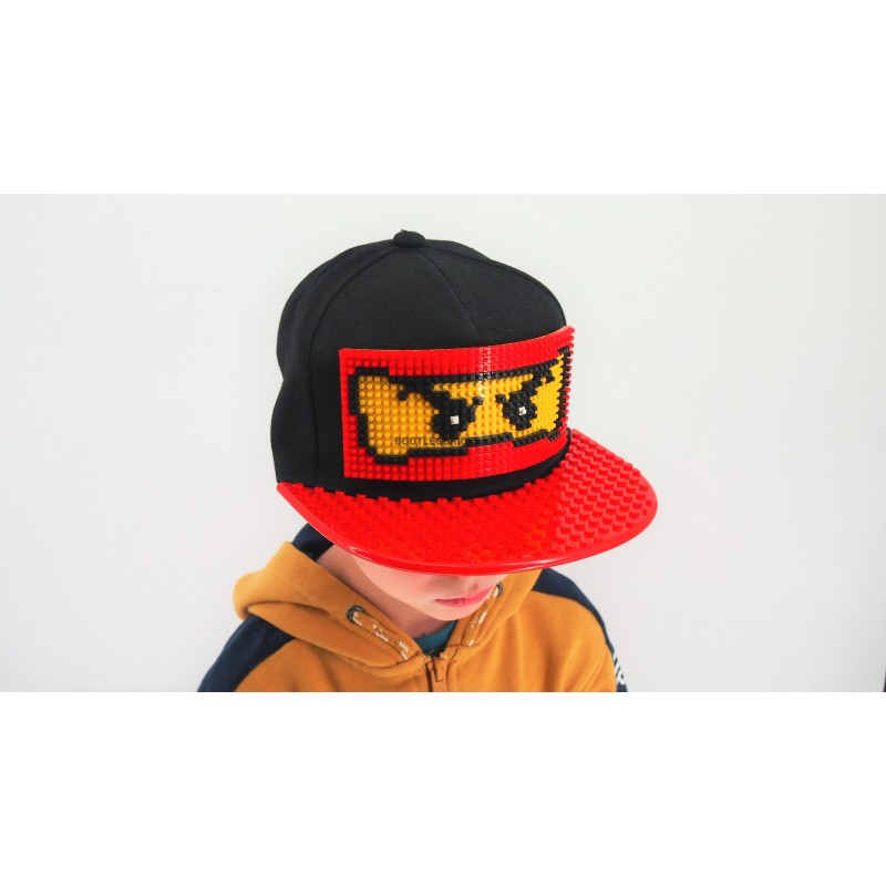 "Кепка-конструктор ""Ninjago Кай"""