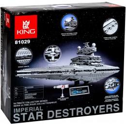 81029 King&Queen Имперский звёздный разрушитель