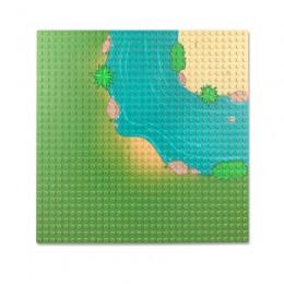 0003bb Пластина (река, угловая часть)