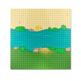 0004bb Пластина (река, прямая часть)