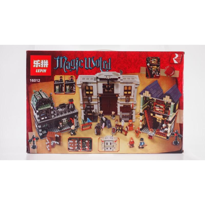 16012 Lepin Косой Переулок: аналог Лего
