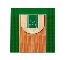 8817 LEPIN Баскетбольное поле (строительная пластина)