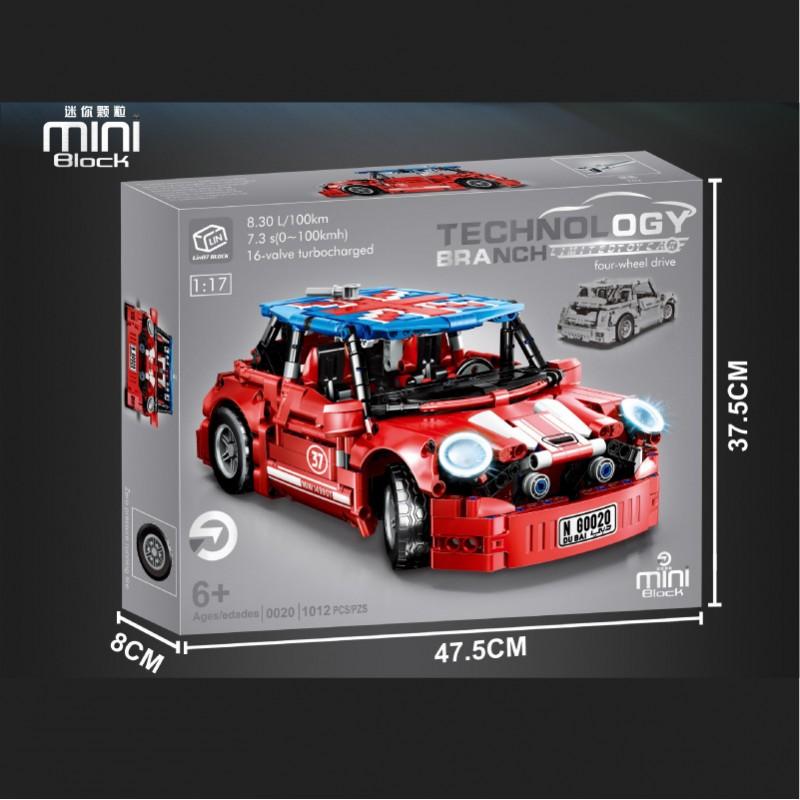 ZG0020 LIN BLOCK Mini Cooper