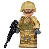 Военные минифигурки