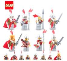AX9809 LOJO 8 Рыцарей Красного льва