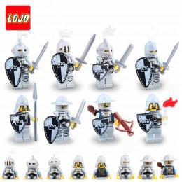 AX9810 LOJO Набор 8 минифигурок рыцарей
