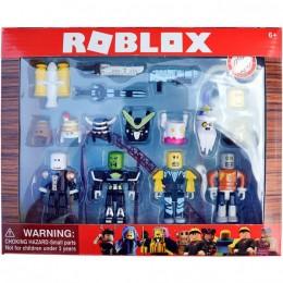 """Набор из 4 фигурок Roblox """"Сharacters of Roblox"""""""