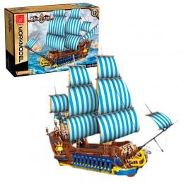 """031011 MORK Пиратский корабль """"Синие паруса"""""""