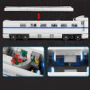 12002CX MOULD KING Вагон-ресторан скоростного поезда CRH2A