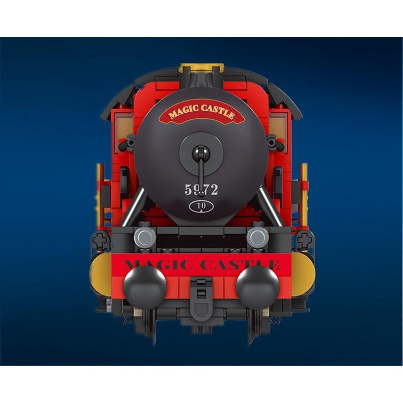 12010 MOULD KING Волшебный поезд