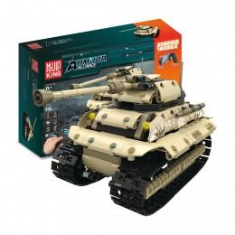 13011 MOULD KING Бронированная лига: тяжелый гусеничный танк