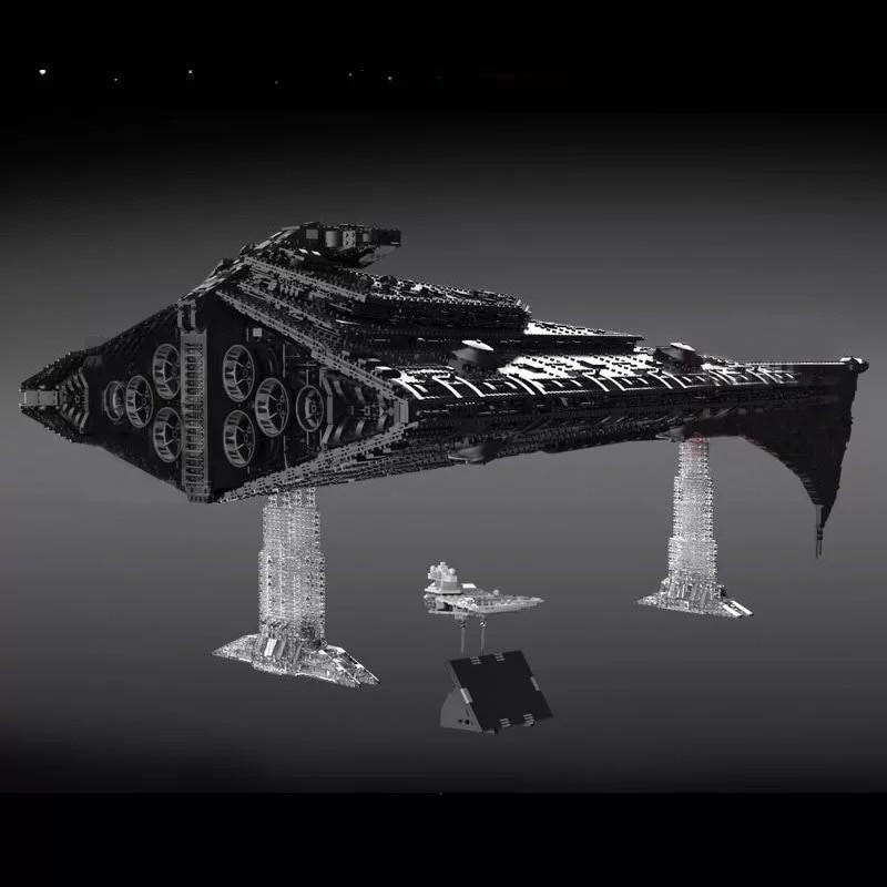 21004 MOULD KING Звездный Дредноут класса Затмение