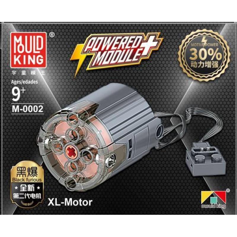 M-0002 MOULD KING XL-Motor