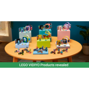 Наборы LEGO VIDIYO теперь официально в продаже
