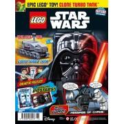 Вышел очередной номер журнала LEGO «Звездные Войны»!