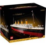 Обзор грандиозного набора 10294 LEGO «Титаник»