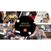«Лего» запустила рекламу «Добро пожаловать взрослым»