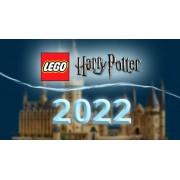 Серия «Гарри Поттер» пополнится в 2022 году новыми конструкторами