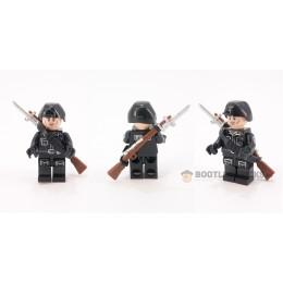 Набор винтовка с ремнем-патронташем - 25 штук