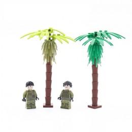 растения - пальма 10 шт