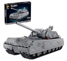 628009 Panlos Brick Немецкий танк Panzer VIII Maus