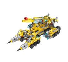 633019 Panlos Brick Многофункциональная строительная машина 12 в 1