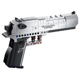 670006 Panlos Brick Пистолет Desert Eagle