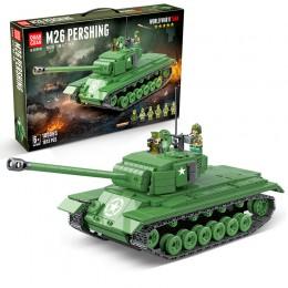 100065 Quanguan Американский танк M26 Pershing