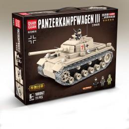 100067 Quanguan Танк Panzerkampfwagen III